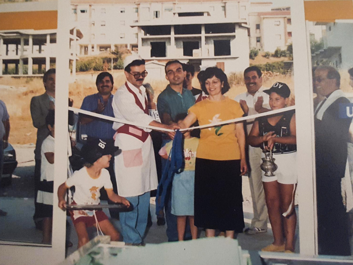 supermercatto dok de salvo chiaromonte apertura 1988 storia innaugurazione