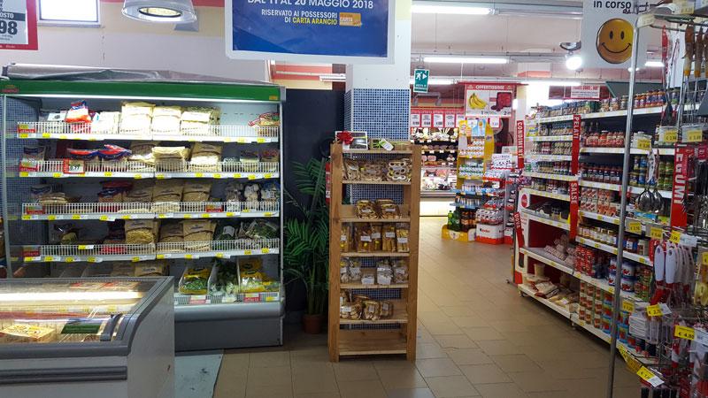 pasta fresca lucanella basilicata punto vendita chiaromonte supermercato