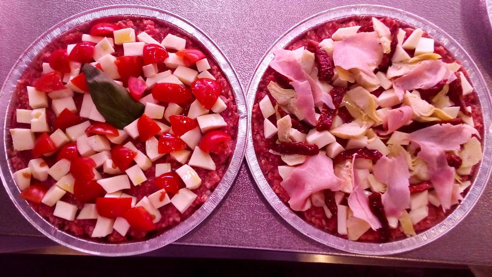 pizze di carne fate da angela gourmet de salvo